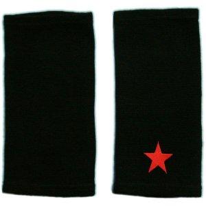 画像3: サポーター 肘 2本組 星 赤/白糸 刺繍 オラオラ 悪羅悪羅 系 soul japan 刺青 タトゥ 墨 隠し
