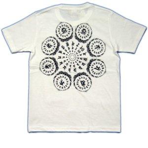 画像4: 総守護 干支十二支 梵字 Tシャツ 刺青 デザインのマハースカ( 梵字タトゥー 通販) 梵字 一覧