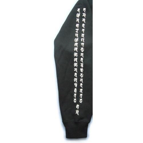 梵字の袖の画像