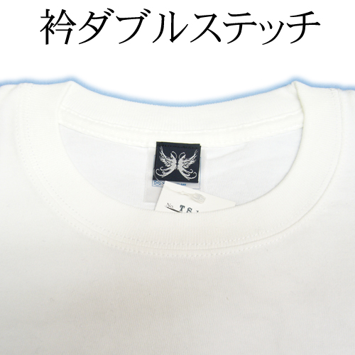 Tシャツ衿