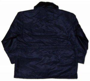画像2: ドカジャン 刺繍入り アルプス工業 カストロ 紺( オレたちひょうきん族 鬼瓦権造 )