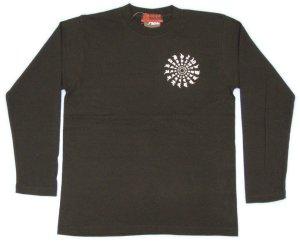 画像4: 総守護 干支十二支 梵字 長袖Tシャツ 刺青 デザインのマハースカ( 梵字タトゥー 通販)