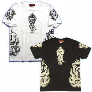 画像4: 不動三尊の梵字Tシャツ通販