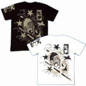 画像3: 水滸伝の張順Tシャツ通販