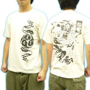 画像5: 水滸伝の公孫勝和柄Tシャツ通販