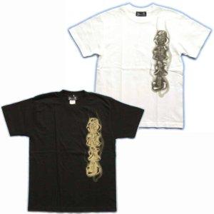 画像2: 風林火山武田信玄和柄 Tシャツ通販