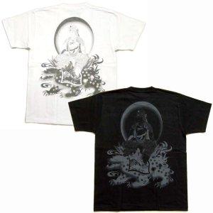 画像3: 文殊菩薩の菩薩Tシャツ通販