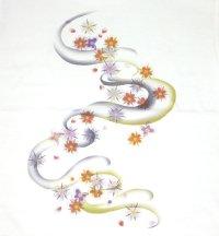 紅雀 和柄 茨木奪腕 桜 フルカラー プリント Tシャツ 刺青 和彫り デザイン