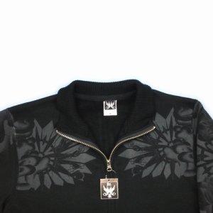 画像3: 千手観音 和柄 スエット ジャンパー 刺青デザインの紅雀(名入れ刺繍可)通販 和柄服